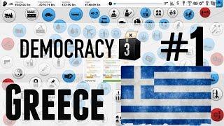 Democracy 3: Greek Debt Crisis - 1