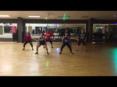 Zumba (dance fitness) -  Picky by Joey Montana