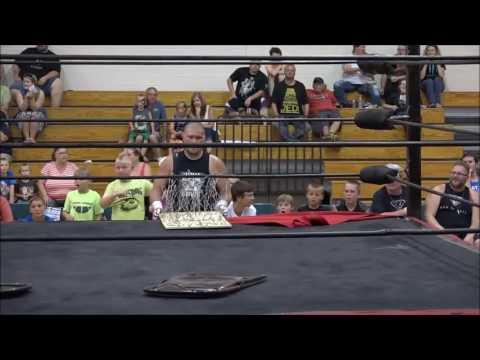 JAKE DAVIS vs JASON RADATZ No Holds Barred Match