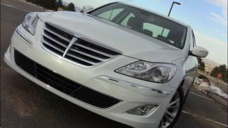 Hyundai Genesis 2012 Videos