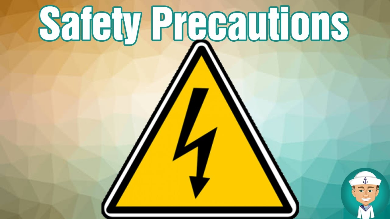 Safety Precautions During General Electric Maintenance