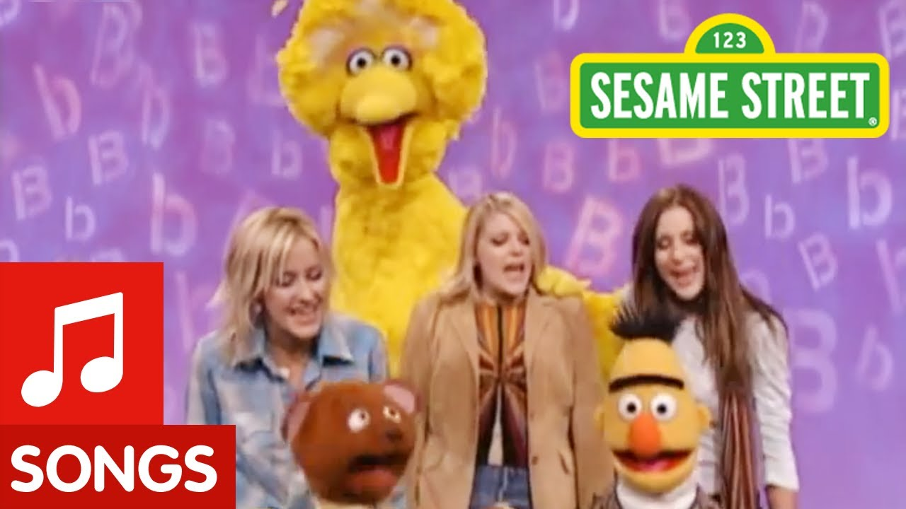 Sesame Street Dixie Chicks And Muppets Sing No Letter Better