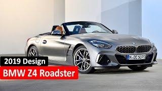 2019 BMW Z4 M40i Roadster - 2019 BMW Z4 Roadster Interior+exterior