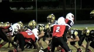 Austin Craichy - Azalea Bulldogs Quarterback