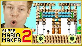 90gQ INSPIRERADE BANOR  - Spelar era banor i Mario Maker 2
