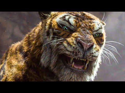 MOWGLI Trailer (2018) The Jungle Book