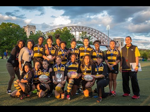 Mott Haven Girls Rugby Team