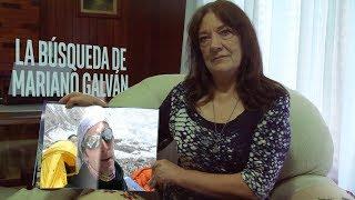 La búsqueda de Mariano Galván