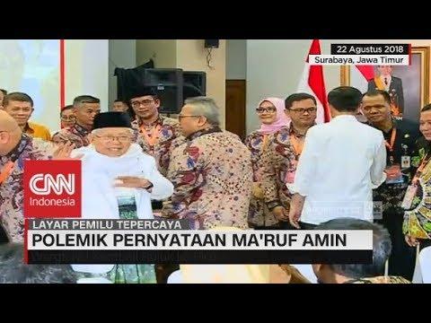 Terusik Rujuk NU-PKB, Politikus Nasdem Minta Ma'ruf Amin Tak Berisik #Pilpres2019 Mp3