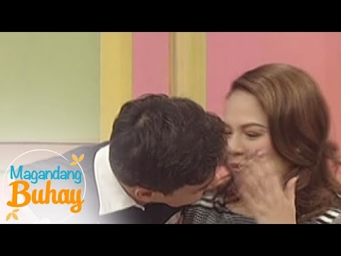 Magandang Buhay: Karla and Rommel's love chemistry