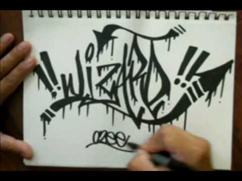 Learn How To Tag Graffiti Name