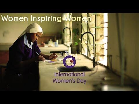 International Women's Day 2016 - Women Inspiring Women (#IWD2016)