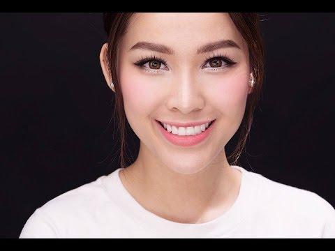 [QUÁCH ÁNH MAKEUP] Thailand Makeup Look - Makeup Phong Cách Thái Lan