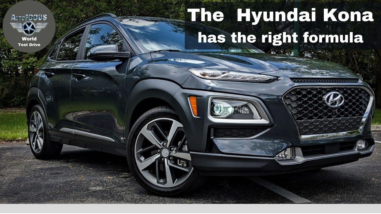 AutoFOCUS Test Drive: Hyundai Kona 2020 - stylish adventure vehicle