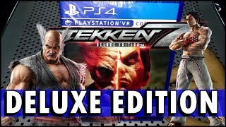 tEKKEN 7 UNBOXING DELUXE EDITION HD
