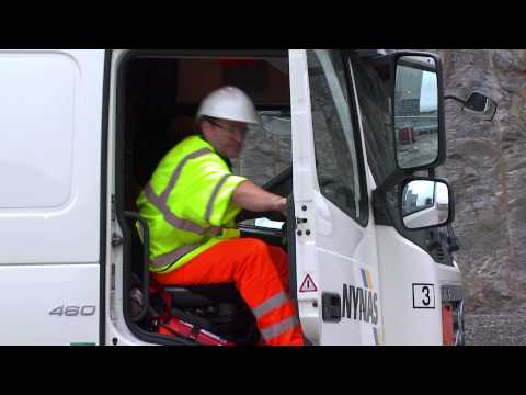 Safe handling of Bitumen