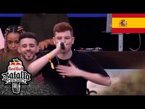 BTA vs ZENHER - Octavos: Barcelona, España 2018 | Red Bull Batalla De Los Gallos