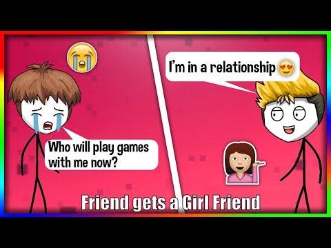 When Your Best Friend Gets A Girl Friend