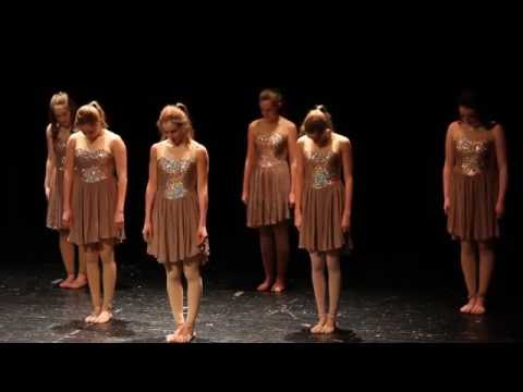 """I Was Here"" Lyrical Dance 2016 Katrina's Dance Works"