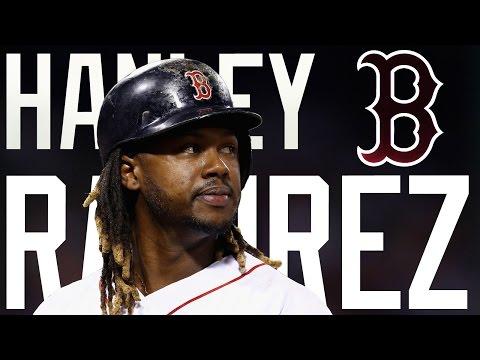 Hanley Ramirez | Red Sox 2016 Highlights Mix ᴴᴰ