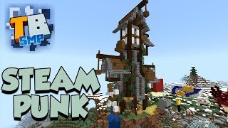 Steampunk Shop | Minecraft Bedrock Let's Play | Truly Bedrock Season 1 Episode 5