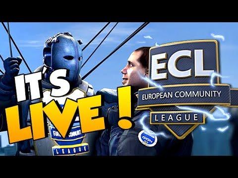 BIG CS:GO ANNOUNCEMENT: European Community League (ECL)