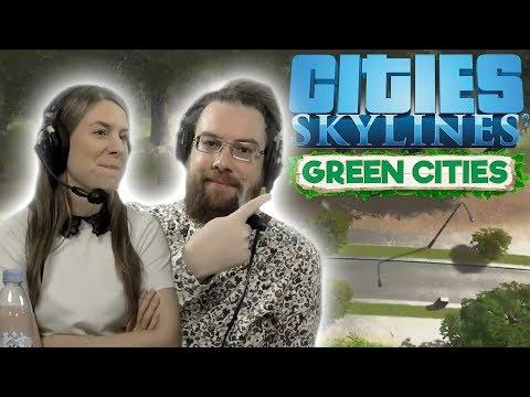 "Cities: Skylines - ""GREEN CITIES GAMEPLAY"" - Week 7"