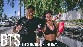 HANG WITH ME FOR A DAY – Behind The Scenes Photoshoot at ZOO CULTURE