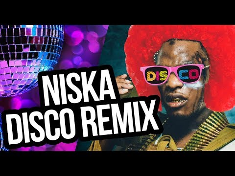 ESSAYER DE REMIXER NISKA EN DISCO !