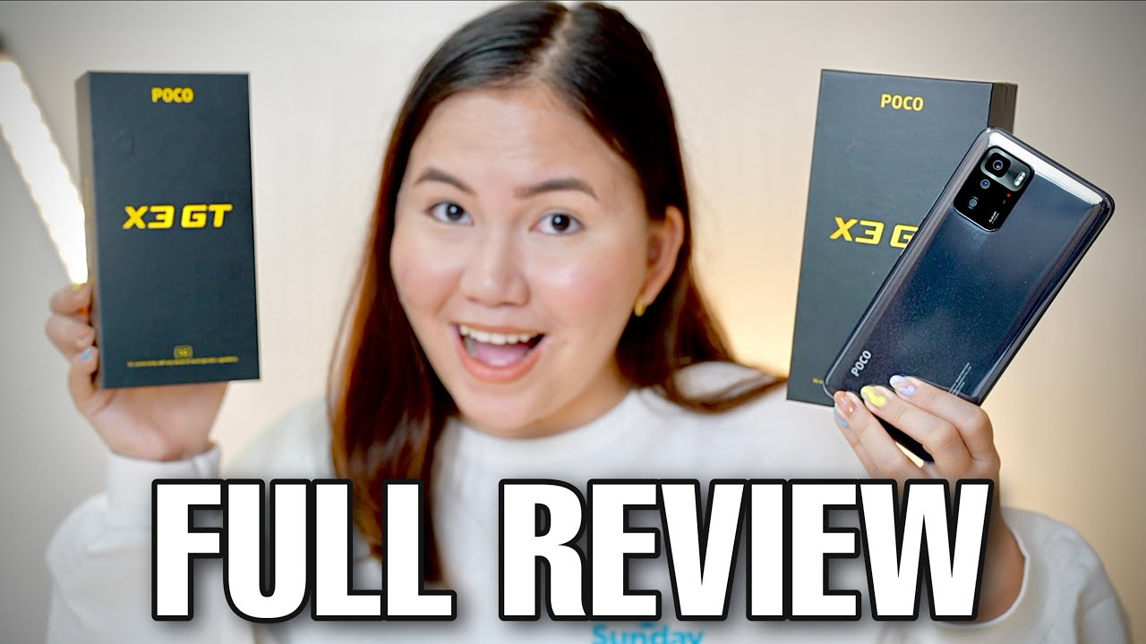 POCO X3 GT REVIEW: IS IT WORTH ALL THE HYPE?
