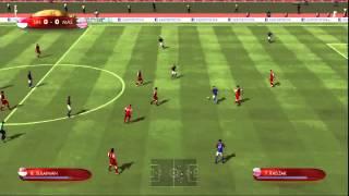 FIFA Digital World Cup 2014 Qualification: Singapore - Malaysia screenshot 1