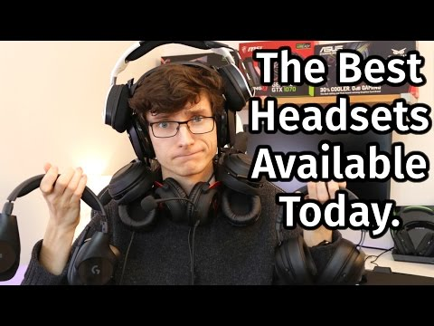 The Gaming Headset Buyers Guide 2017! (PC/PS4/Xbox One)