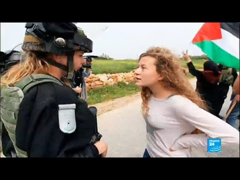 Who is Ahed Tamimi, the Palestinian teen charged for slapping and kicking an Israeli soldier?