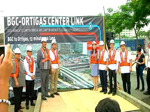 Konstruksyon ng tulay mula BGC hanggang Ortigas, sisimulan na sa Agosto