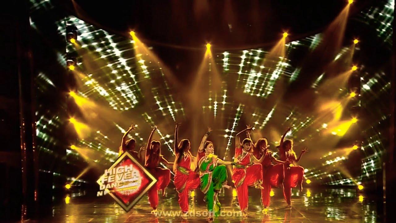Lalati Bhandarfolk Fusion Dance Cover  Movie Jogwa Ashish Patil And Rutuja Junnarkar