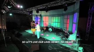 SAVING HEARTS (Official Video) Nii Okai ft. Ijeoma