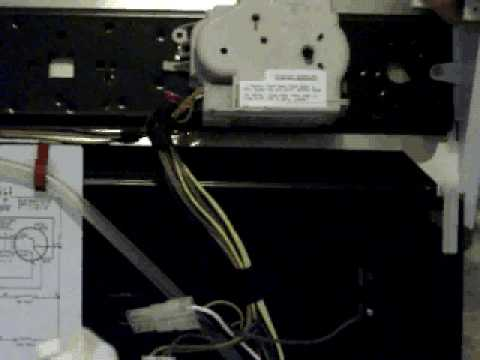 3949208c washing machine timer diagram how to replace a washing machine timer - youtube samsung washing machine wiring diagram