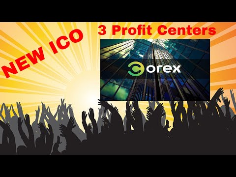 New ICO - Corex Coin - Forex and arbitrage