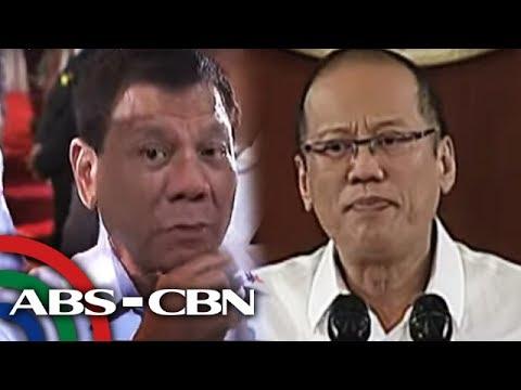 Bandila: Duterte, dinepensahan si Aquino sa Mamasapano