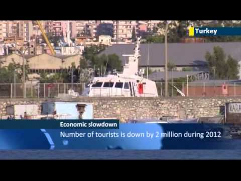 Syria conflict impacts on Turkish economy
