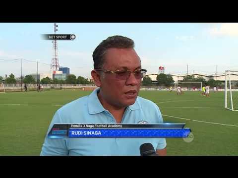 Kerennya Akademi Sepakbola 3 Naga di Pekanbaru - NET Sport