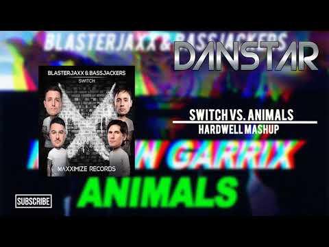 Switch Vs Animals Hardwell Lollapalooza Mashup
