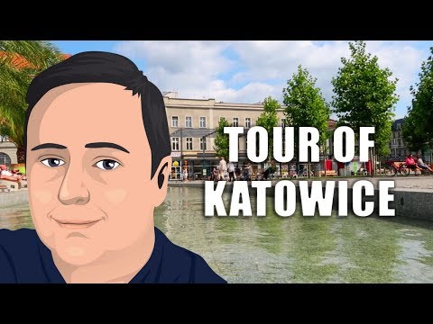 Short Katowice City Tour in Poland