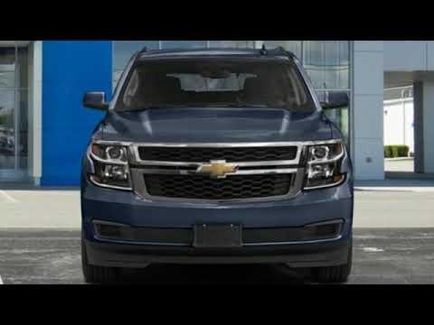 New 2020 Chevrolet Tahoe Christiansburg VA Blacksburg, VA #CV200039