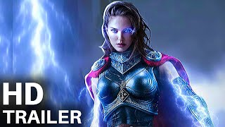 THOR 4: LOVE AND THUNDER (2021) Trailer Concept