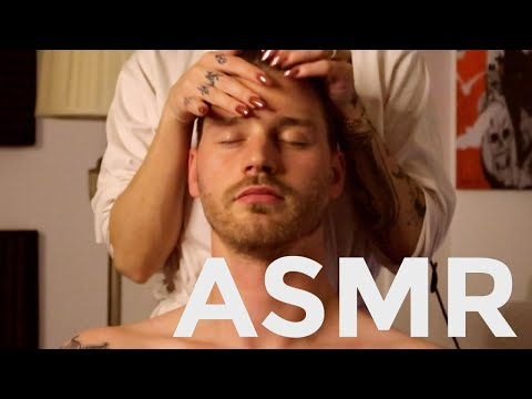ÉPISODE 6: RELAXING FACE MASSAGE & WHISPERS !