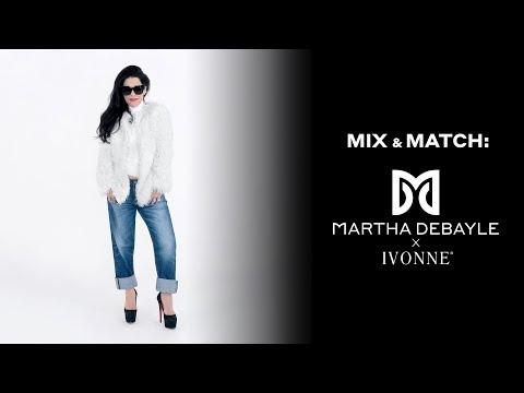 Mixmatch Marthadebaylexivonne Martha Debayle