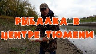Где ловить рыбу в Тюмени, Street fishing in Russia