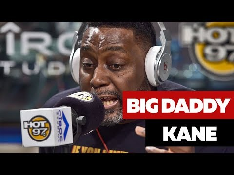 BIG DADDY KANE | DJ MISTER CEE | #FREESTYLE099 WITH FUNK FLEX