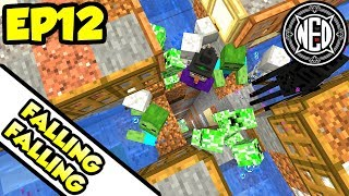 SUPER FAST Mob Farm | Minecraft Custom Map Let's Play Ep. 12 (TheNeoCubest)